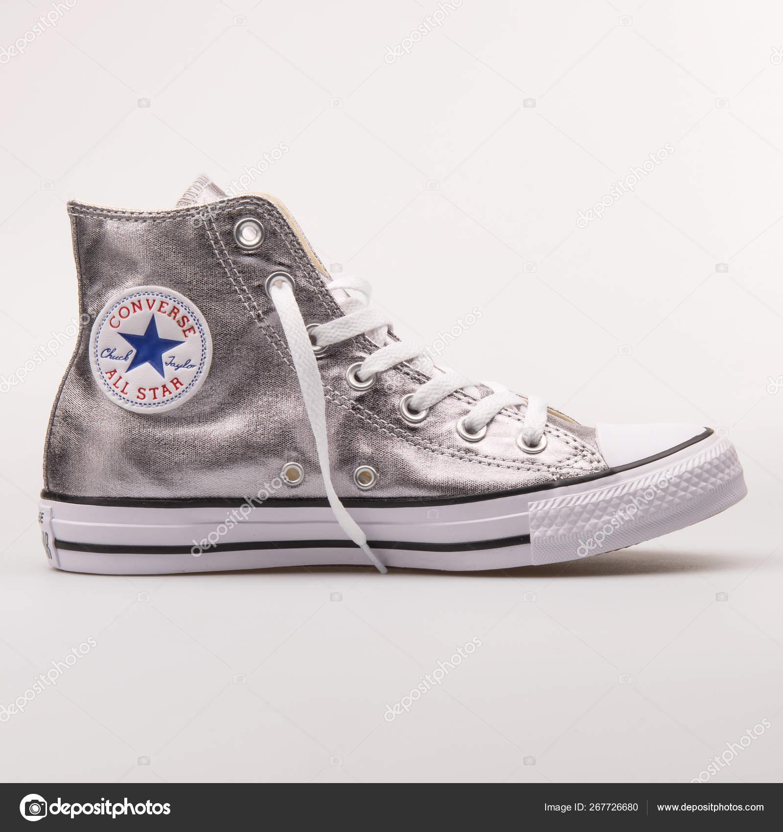 all star converse plata