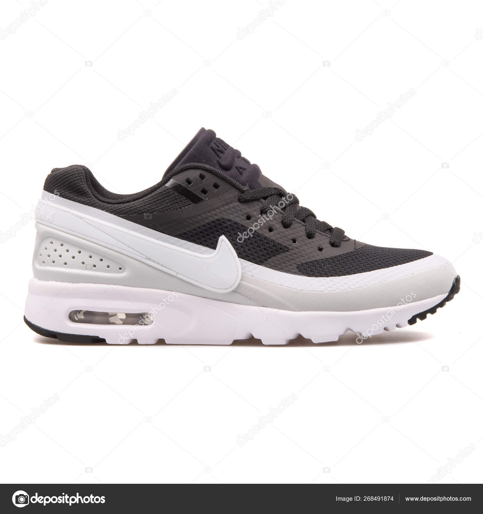 Nike Air Max BW Ultra black and white sneaker – Stock
