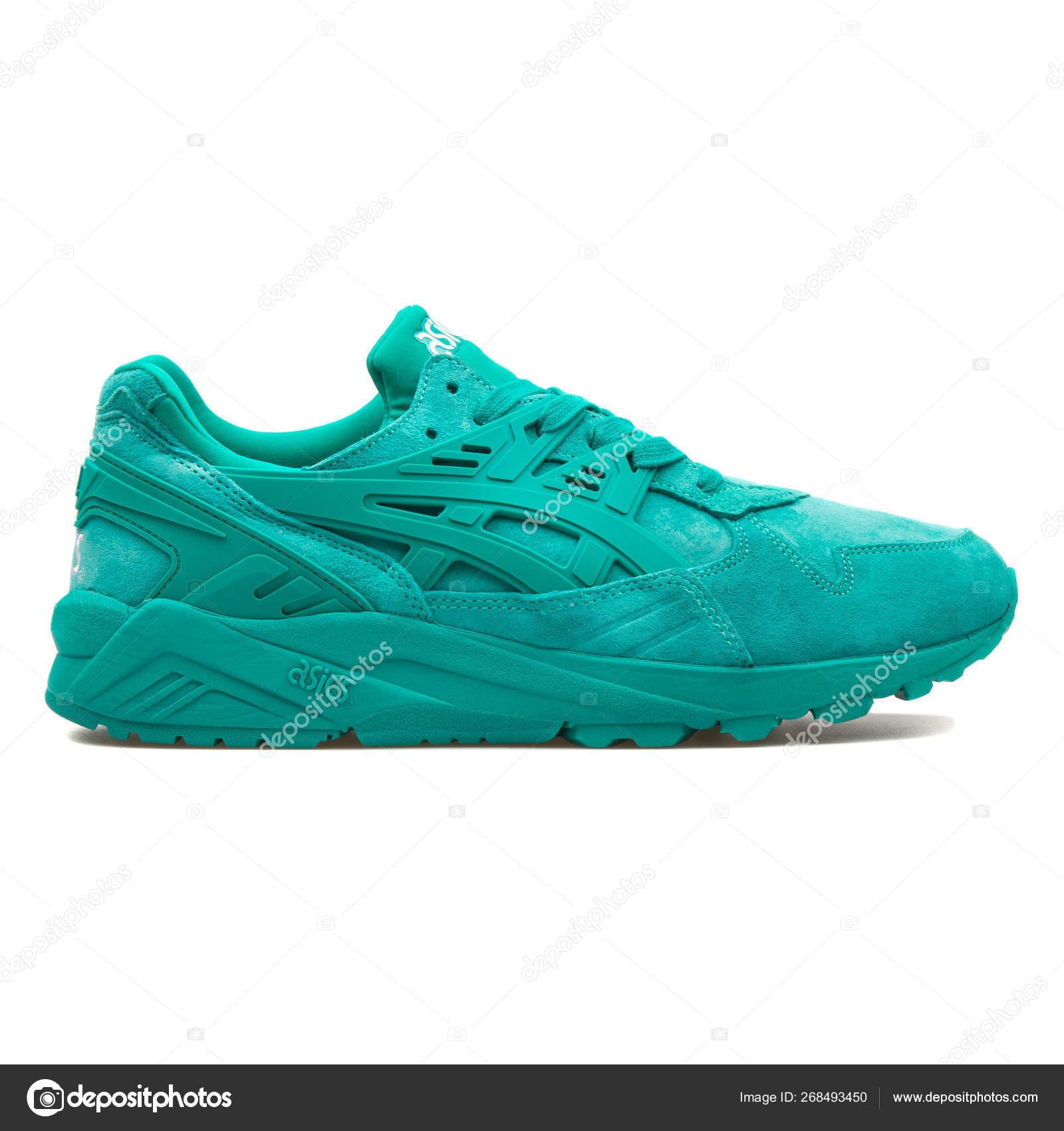 Asics Gel Kayano Trainer green sneaker