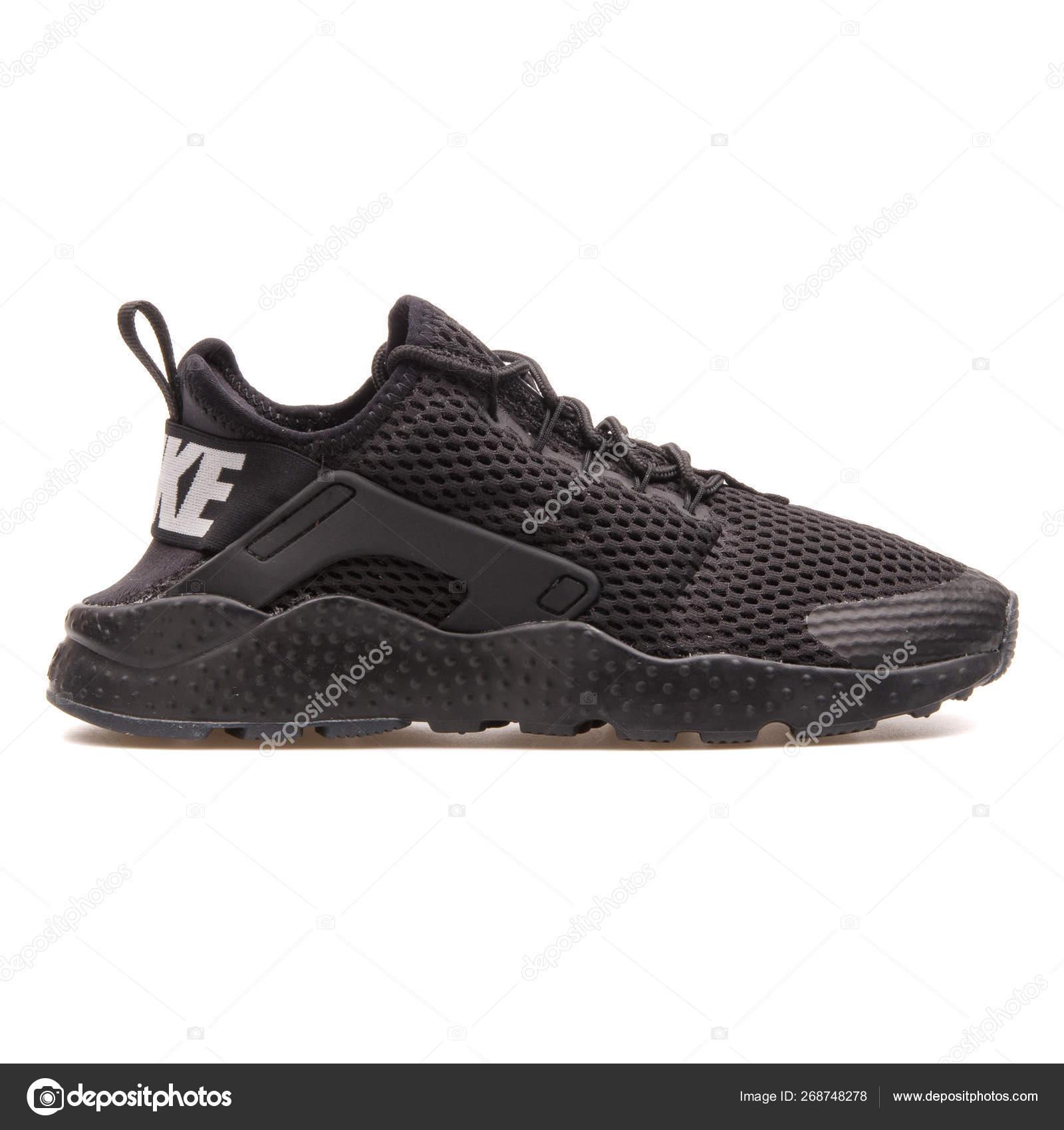 zapatillas nike huarache negras