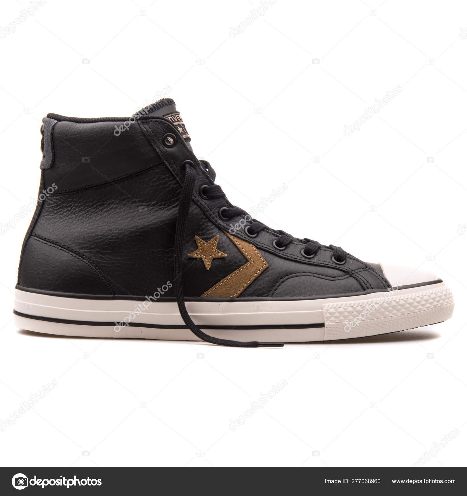 Converse Star Player High black sneaker
