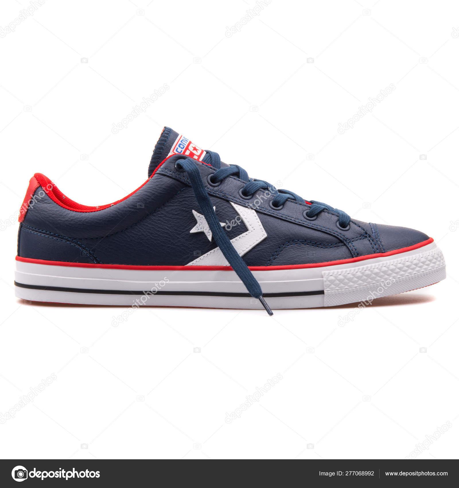 Converse Star Player OX navy blue