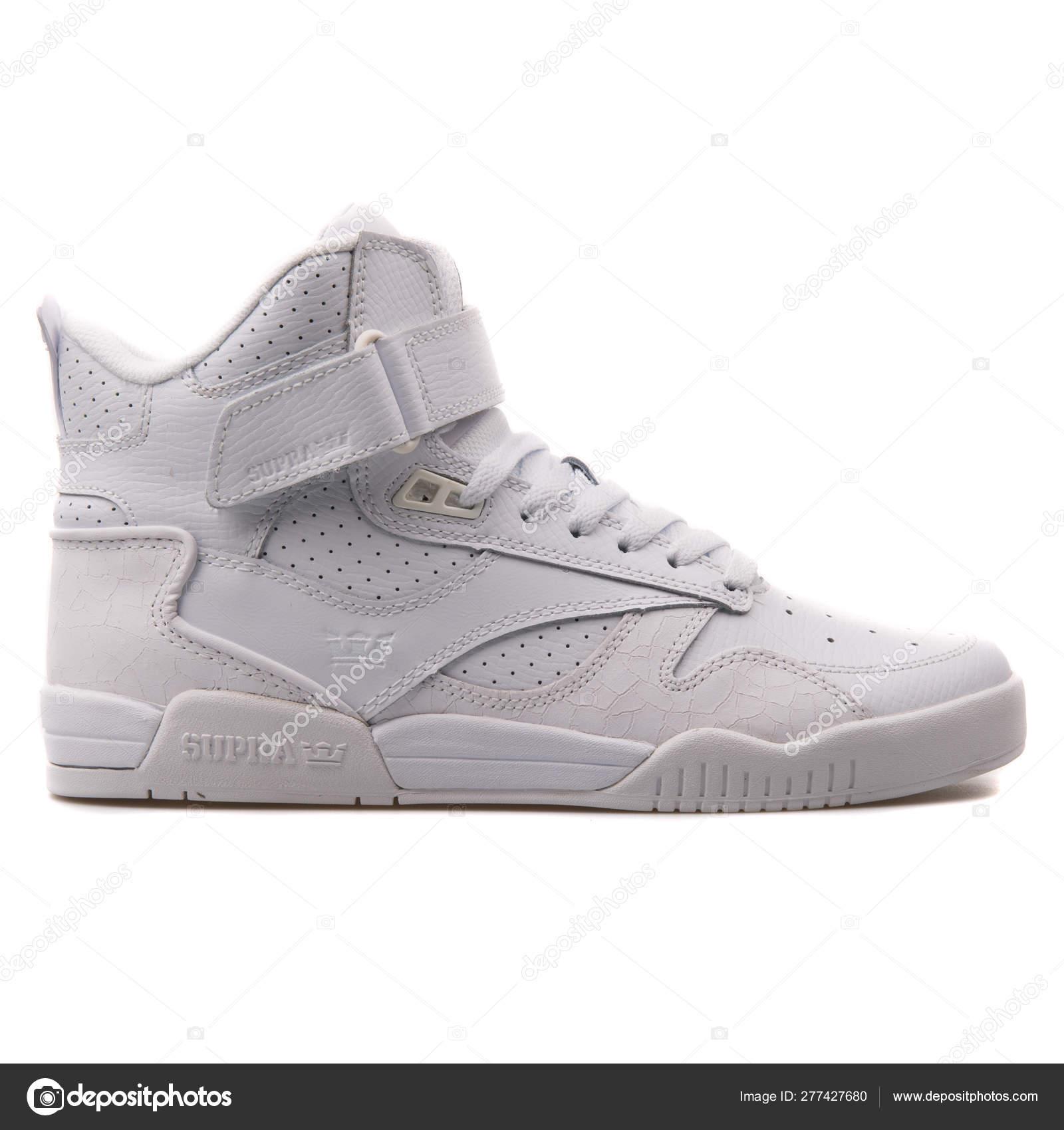 Supra Bleeker white sneaker – Stock