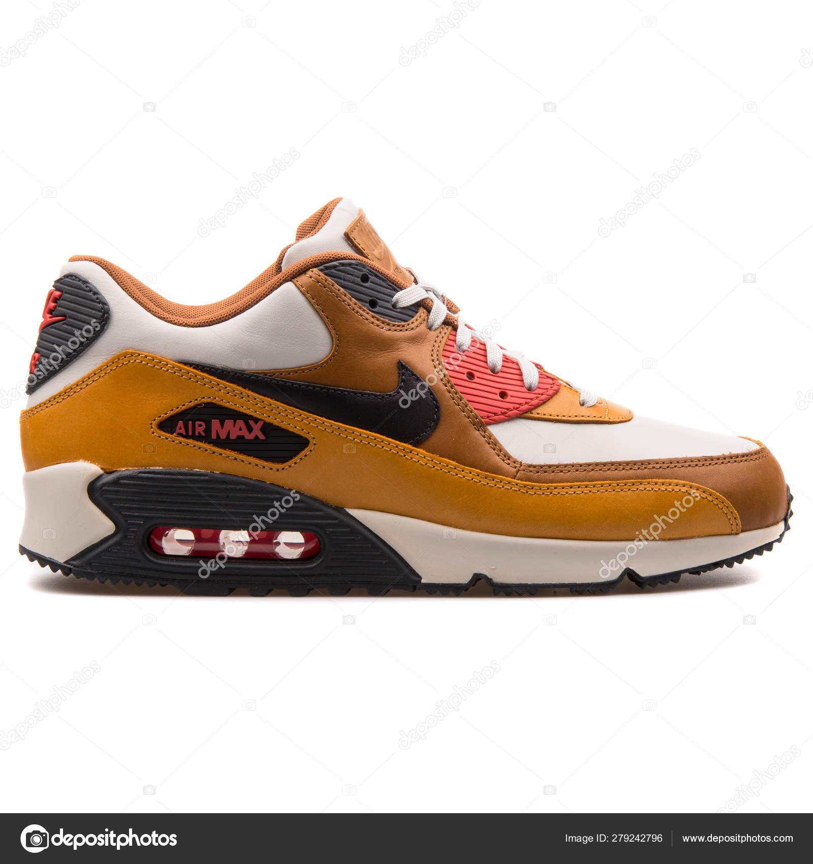 Nike Air Max 90 Escape Qs zapatillas blancas y marrones