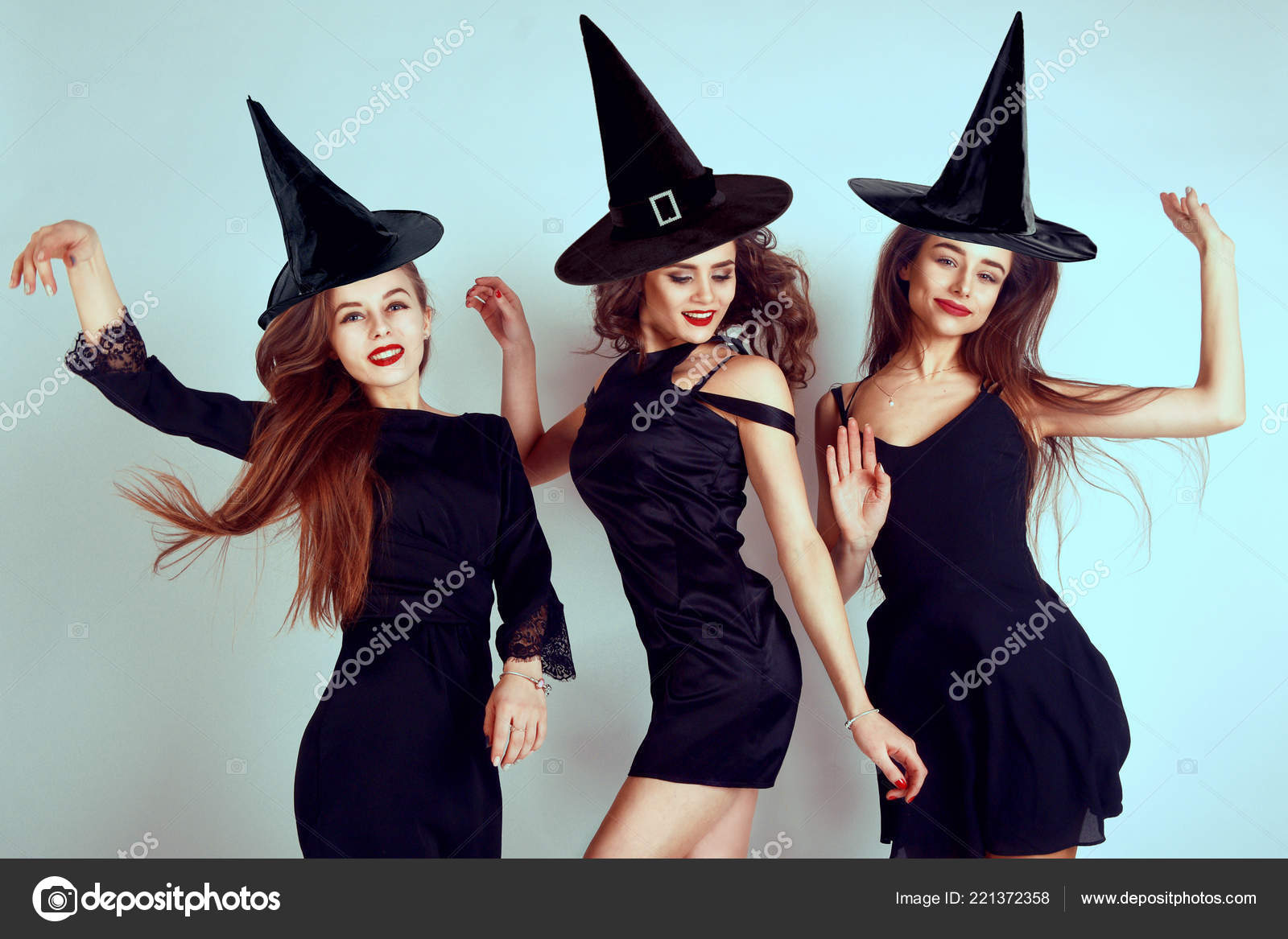 Costumes for three best friends