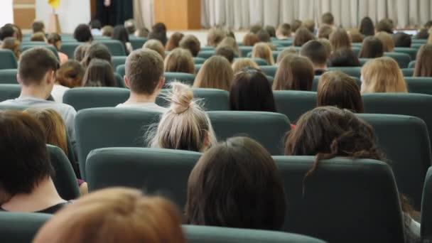 Menschen auf der Business-Konferenz