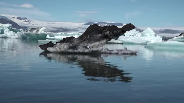 Greenland. Ice and Icebergs from glacier - amazing arctic nature landscape.