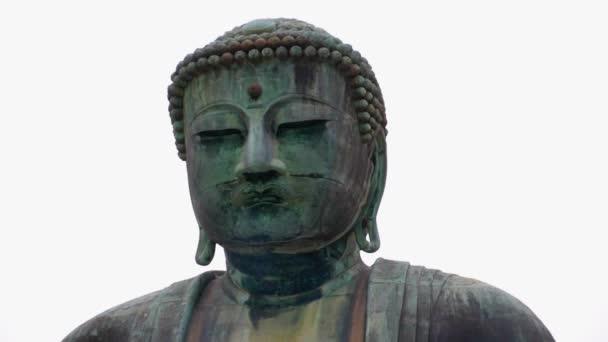 Velká socha Buddhy v Kamakura, Japonsko