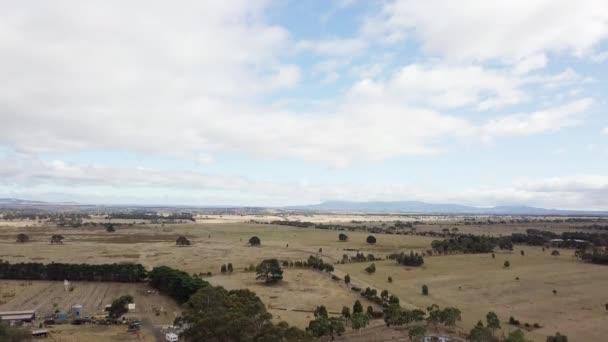 aerial view of Yarra Valley, Australia