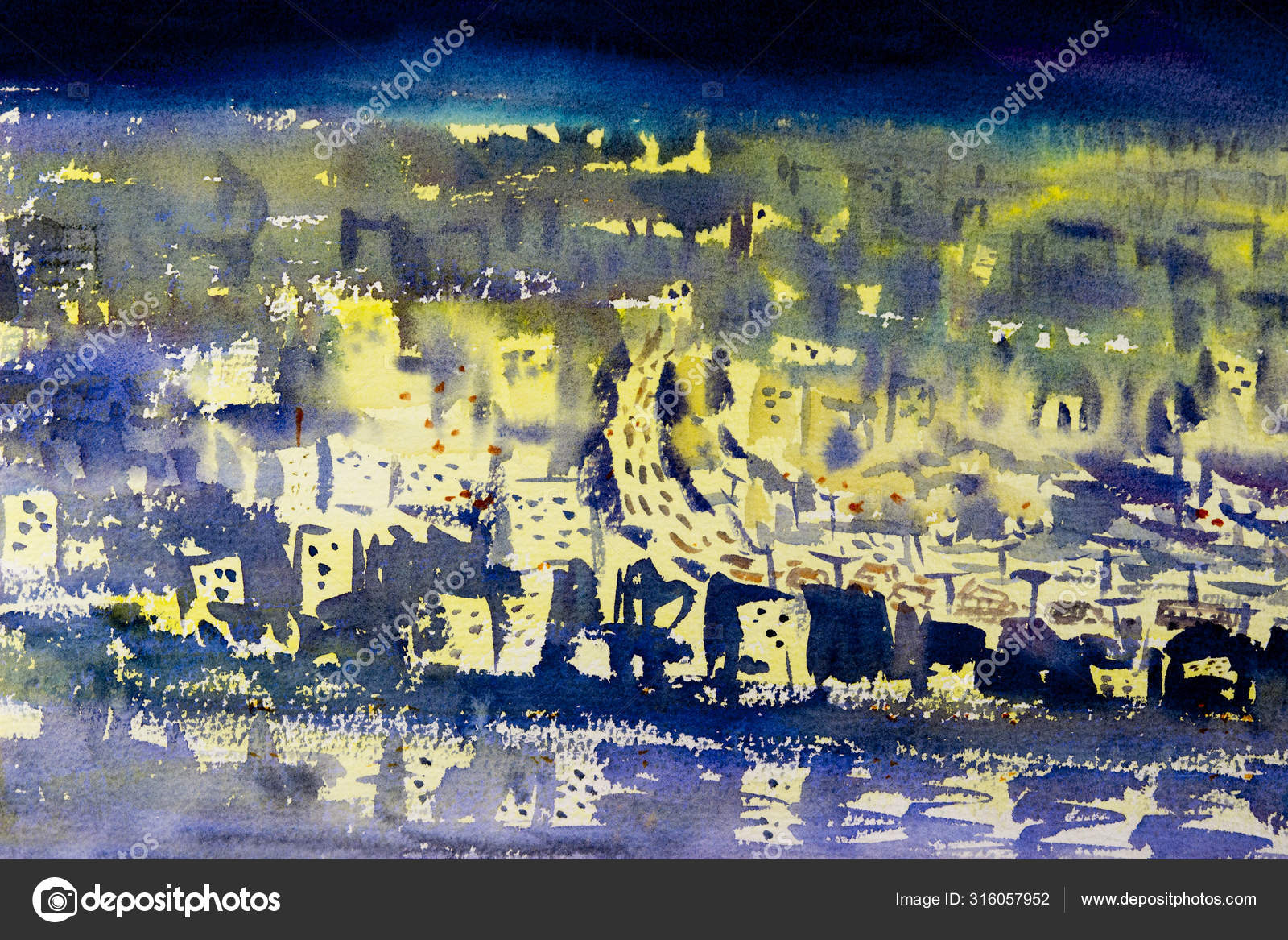 Creative Abstract Hand Painted Background Stock Photo C Paint