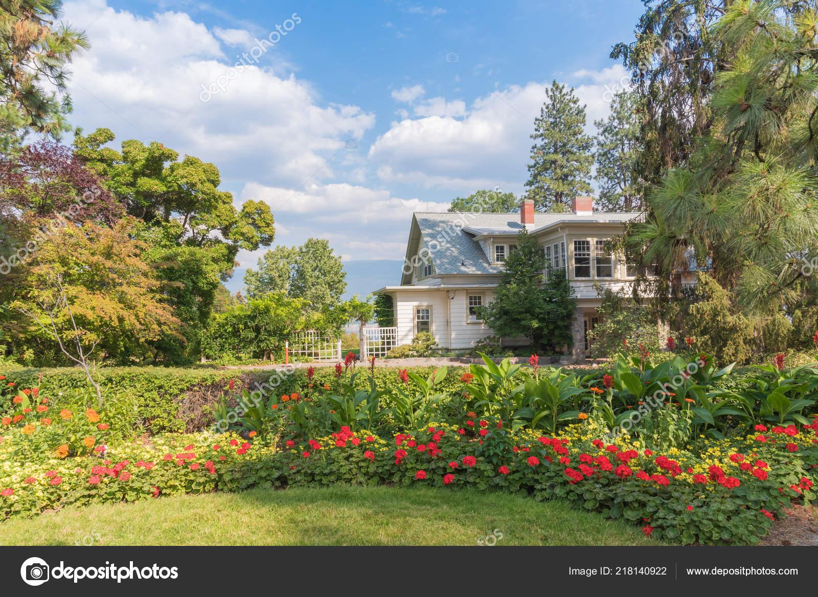 Summerland British Columbia Canada September 2018 Historic