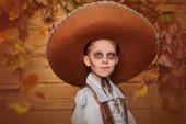 Fotografie der Typ im Sombrero