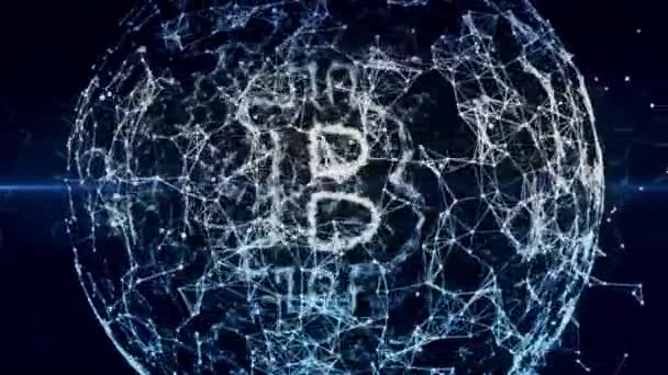 bitcoin abstract background, financial business sphere of digital money, currency,exchange, finance, market,