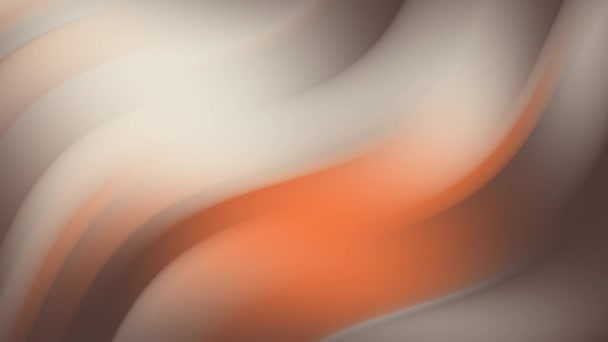 Barevné pozadí s módní květiny. Psychedelické animované pozadí. Šablona návrhu pohybu. Přesouvání náhodné vlnité struktury. 3D redering