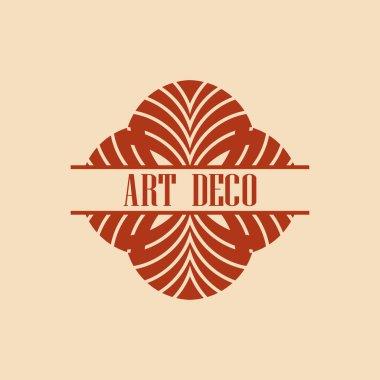 Art Deco Logo