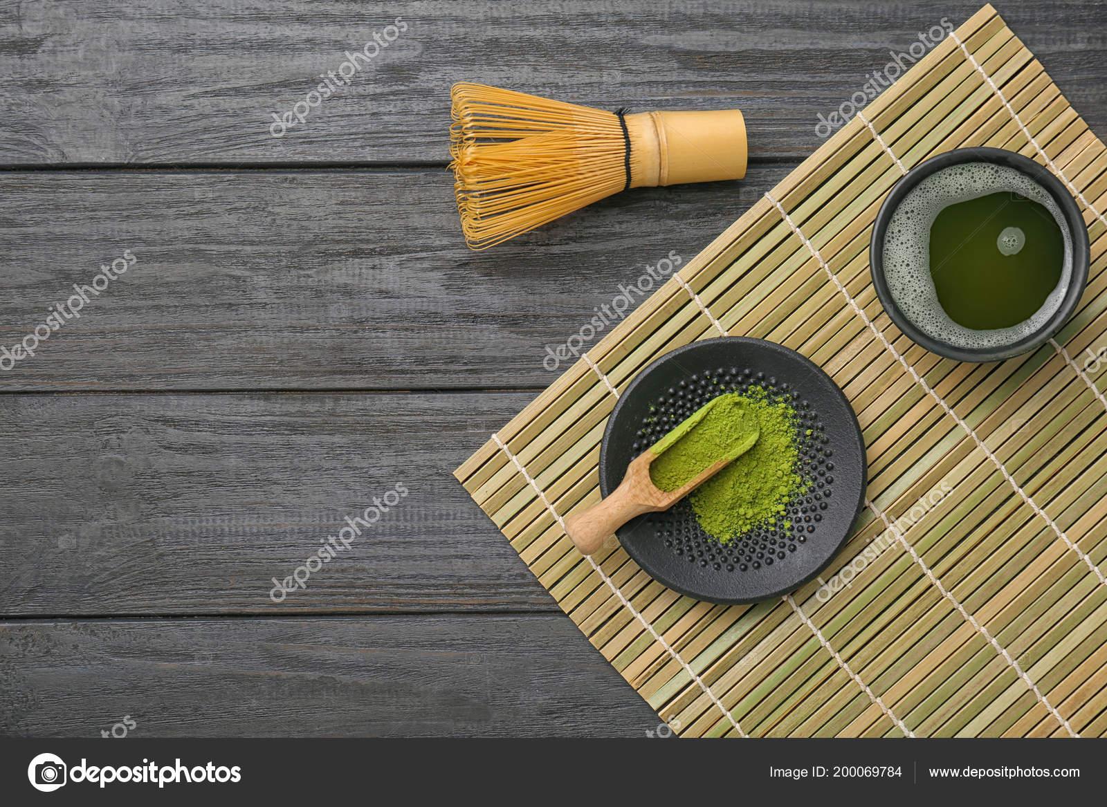 Composition of tea