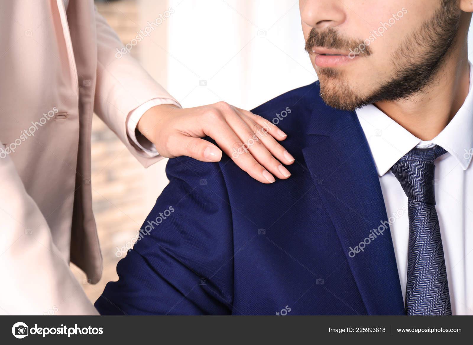 Сексуалные на работе