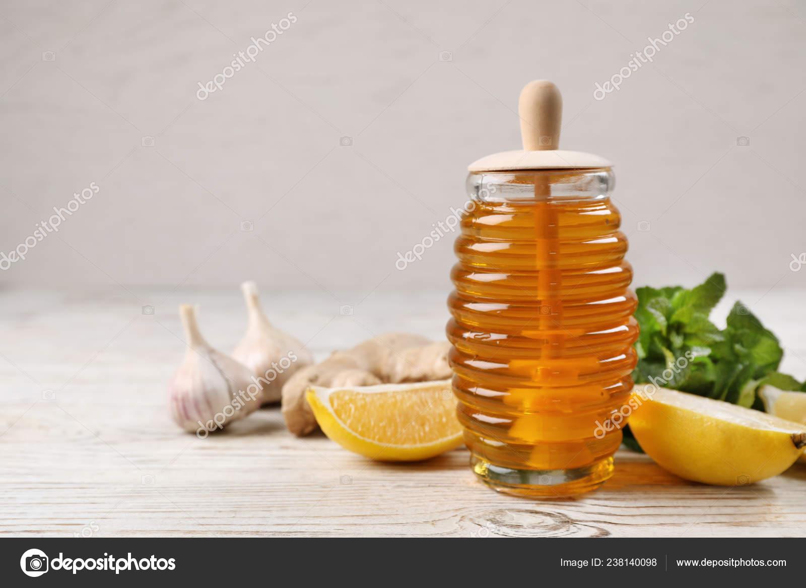 ajo miel y limon para la tos