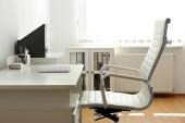 Stílusos munkahely beltere-modern irodaszék és íróasztal