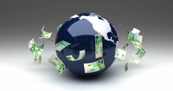 Global Business with New Israeli Shekel(seamless)
