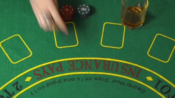 Blackjack v kasinu koncepce