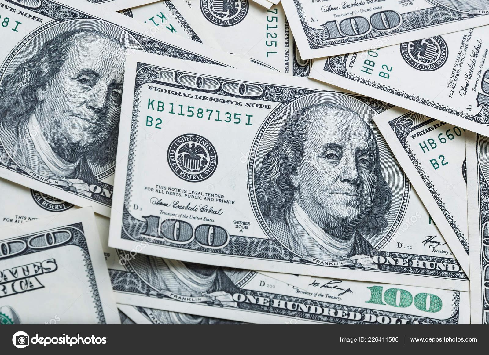 Photos 100 Dollar Bill Image Wallpaper Background