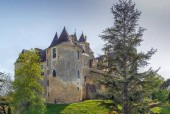 Chateau de Fayrac is castle in the commune of Castelnaud-la-Chapelle,   Perigord, southern France