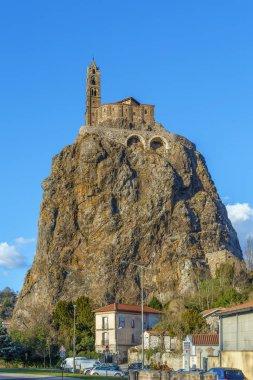 Saint Michel d'Aiguilhe,  Le Puy-en-Velay, France