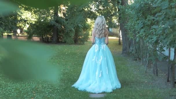 Principessa nel giardino