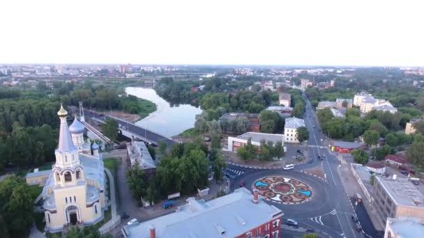akşam Yaroslavl şehir