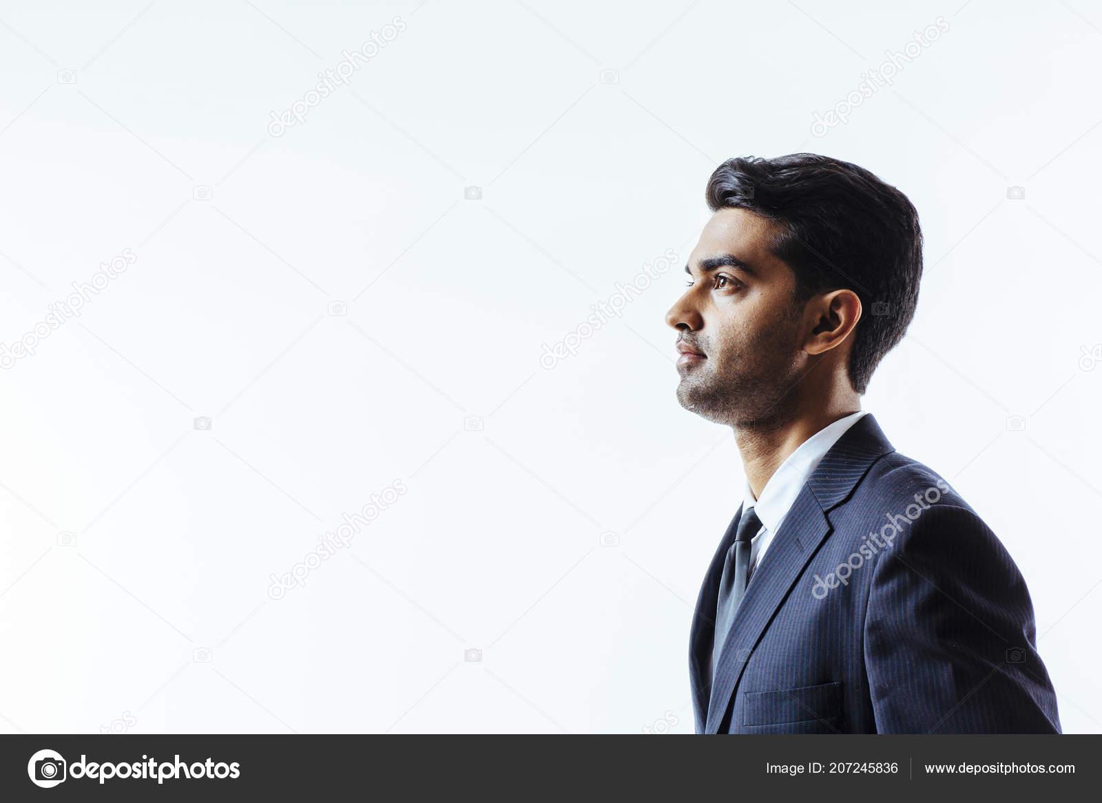 il bassoFoto verso Ritratto Profilo cravatta guardando Bell'uomo Stock in LqSzUVGpM