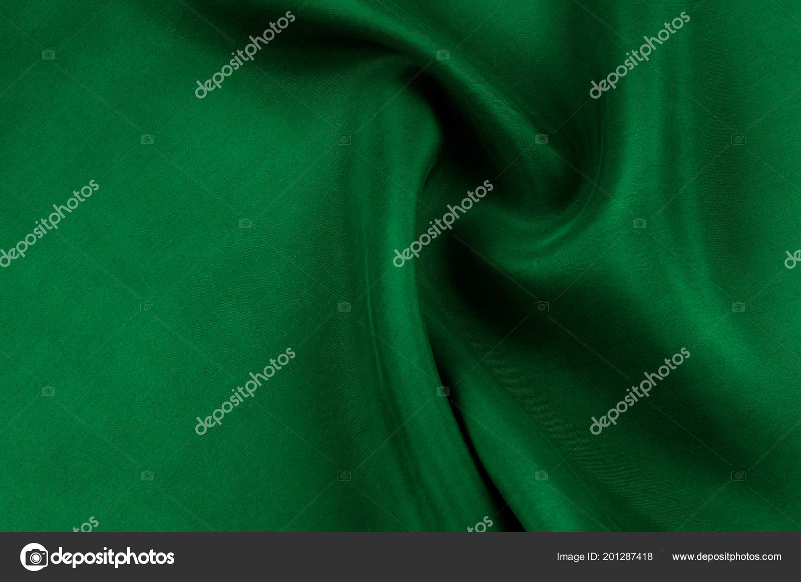 background texture pattern thick thick silk fabric green satin