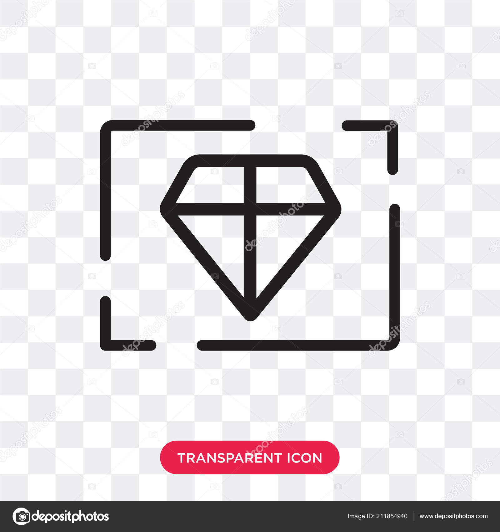 Value Vector Icon Isolated On Transparent Background Value Logo