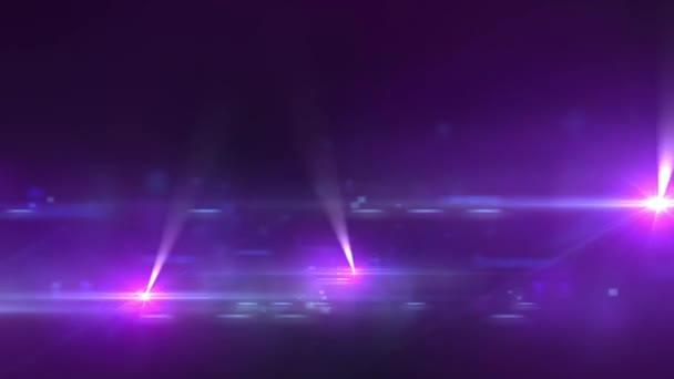 Animáció koncert fények disco bemutatása