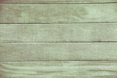 Wooden natural Board to cover the surface of the house green