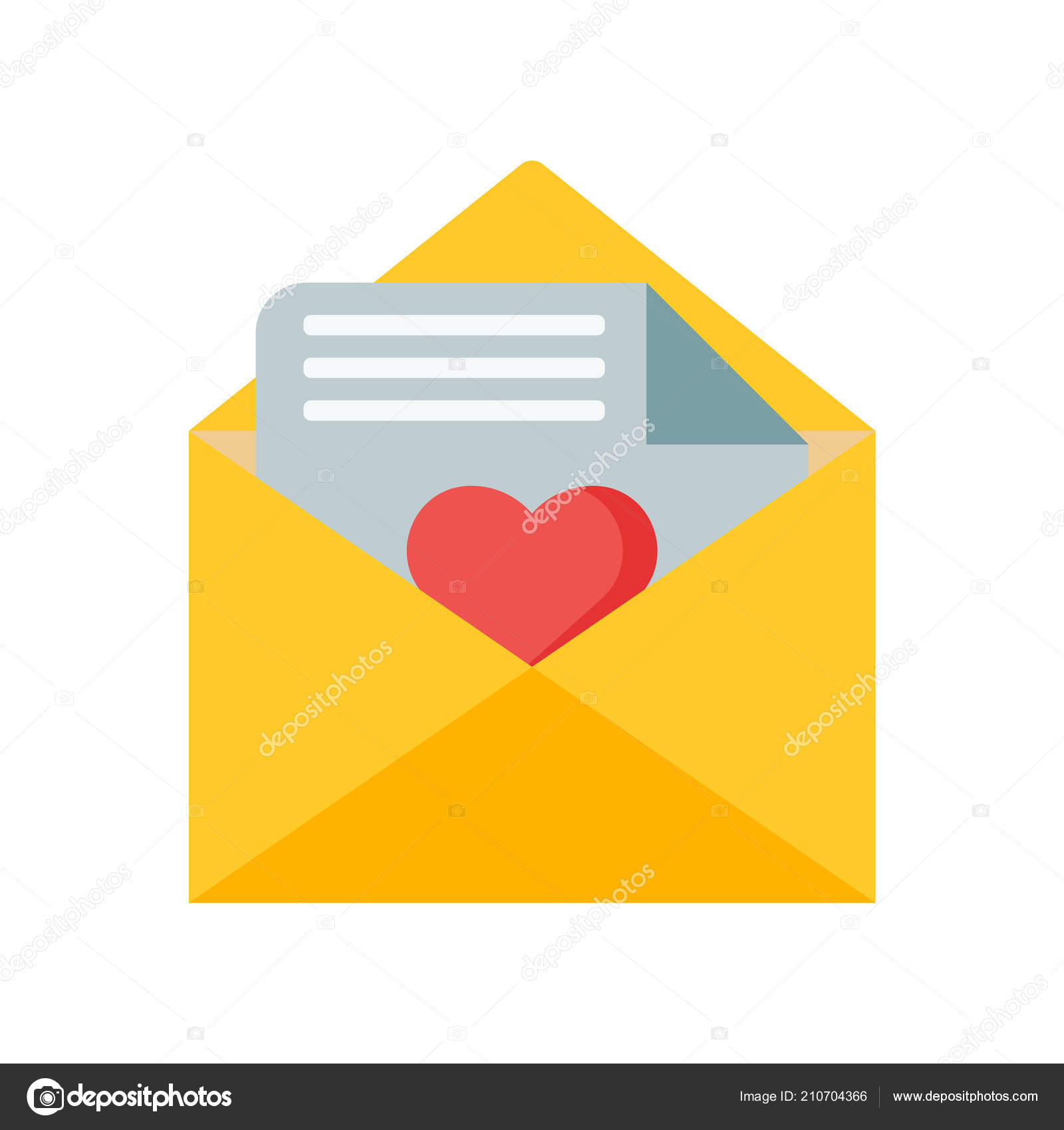 Love Romance Icon Vector Isolated White Background Your Web Mobile