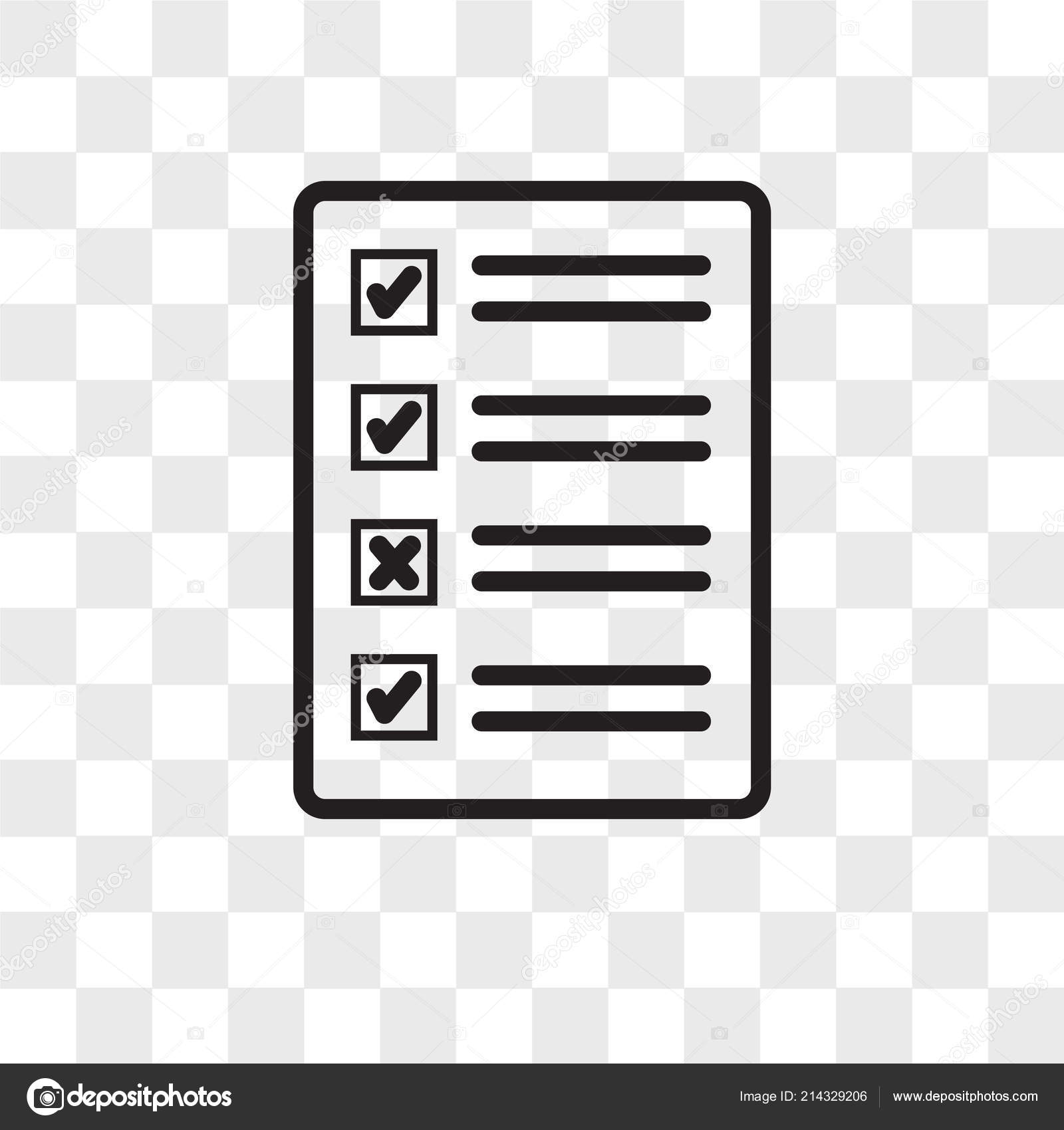 order form vector  Order form vector icon isolated on transparent background ...