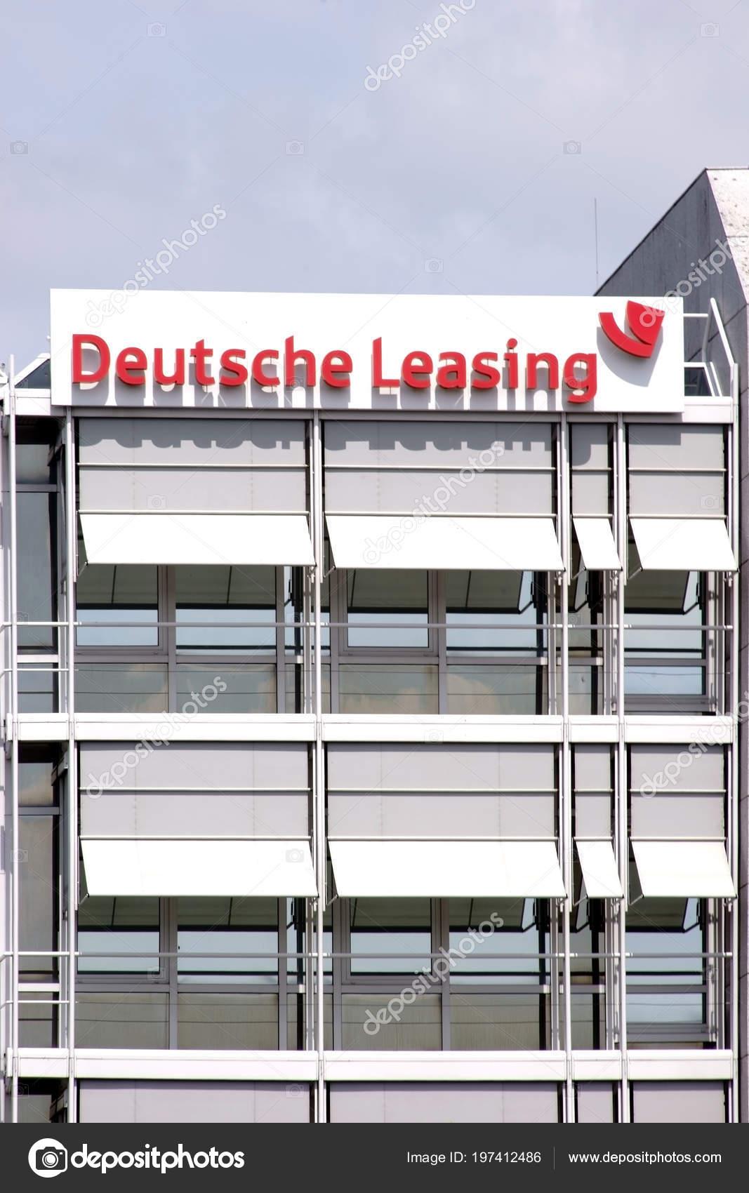 Deutsche Leasing Bad Homburg Facade Corporate Headquarters