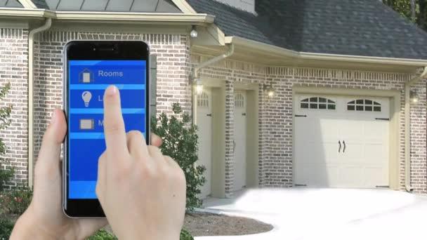 Smart Home Control Phone