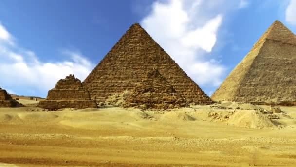 Egyptian Pyramids / History Giza