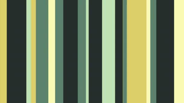 Többszínű csíkok 34 / 4 k világos zöldes bárok Video háttér hurok. Animált színes rúd! Egy multistripe gyönyörködteti a szemet. A sorozat szám 34.