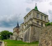 Fotografia Parte settentrionale del castello Pidhirtsi del XVII secolo, Ucraina