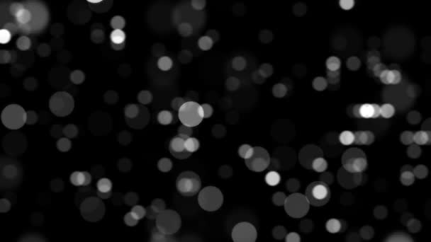 Ambient Sparkles Abstract Motion Background  Colored Bokeh  Dynamic Color  Background