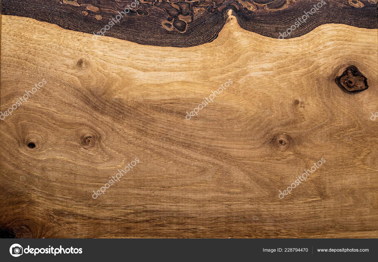 Une texture de résolution hight de bureau bois chêne brun