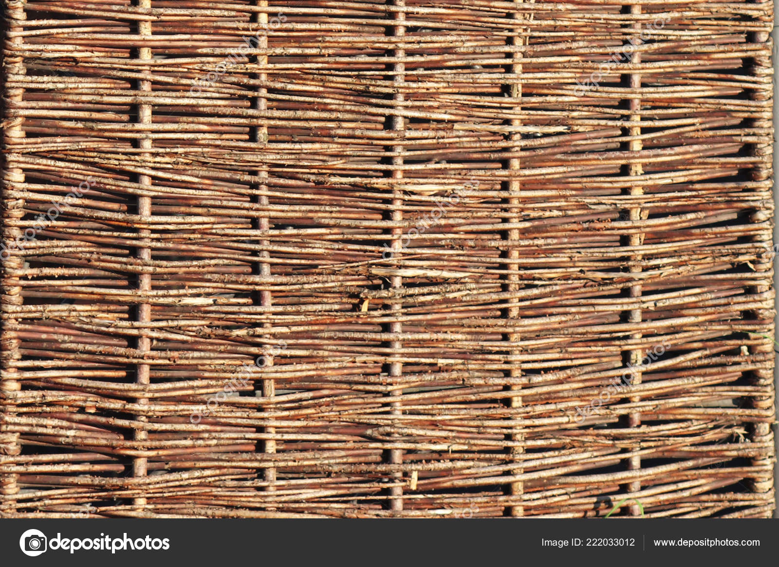 Images Branch Weaving Weaving Willow Branches Background Design Natural Components Handwork Use Natural Stock Photo C Xatolux 222033012