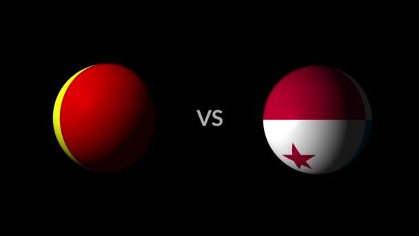 Soccer competition, national teams Belgium vs Panama