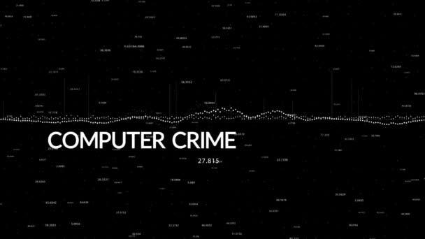 Attacchi informatici, criminalità informatica futuristica. Attacco di hacking professionale rilevato sullo schermo, violazione del sistema, protezione non riuscita