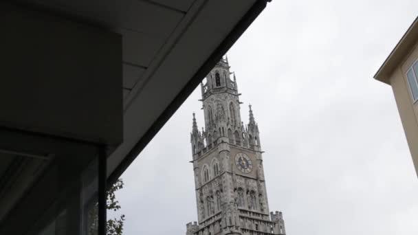 Gebäude der Marienplatz in München