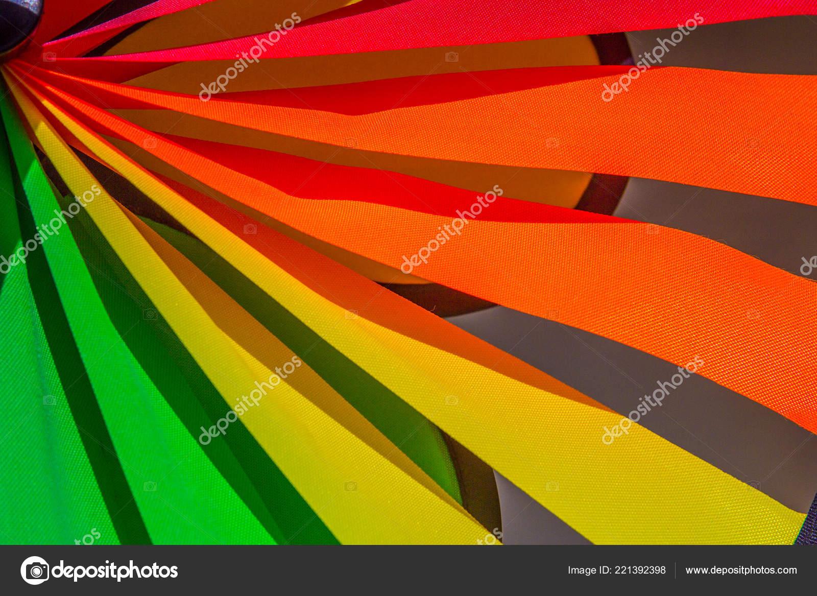 Символ сексуальных меньштнств радуга