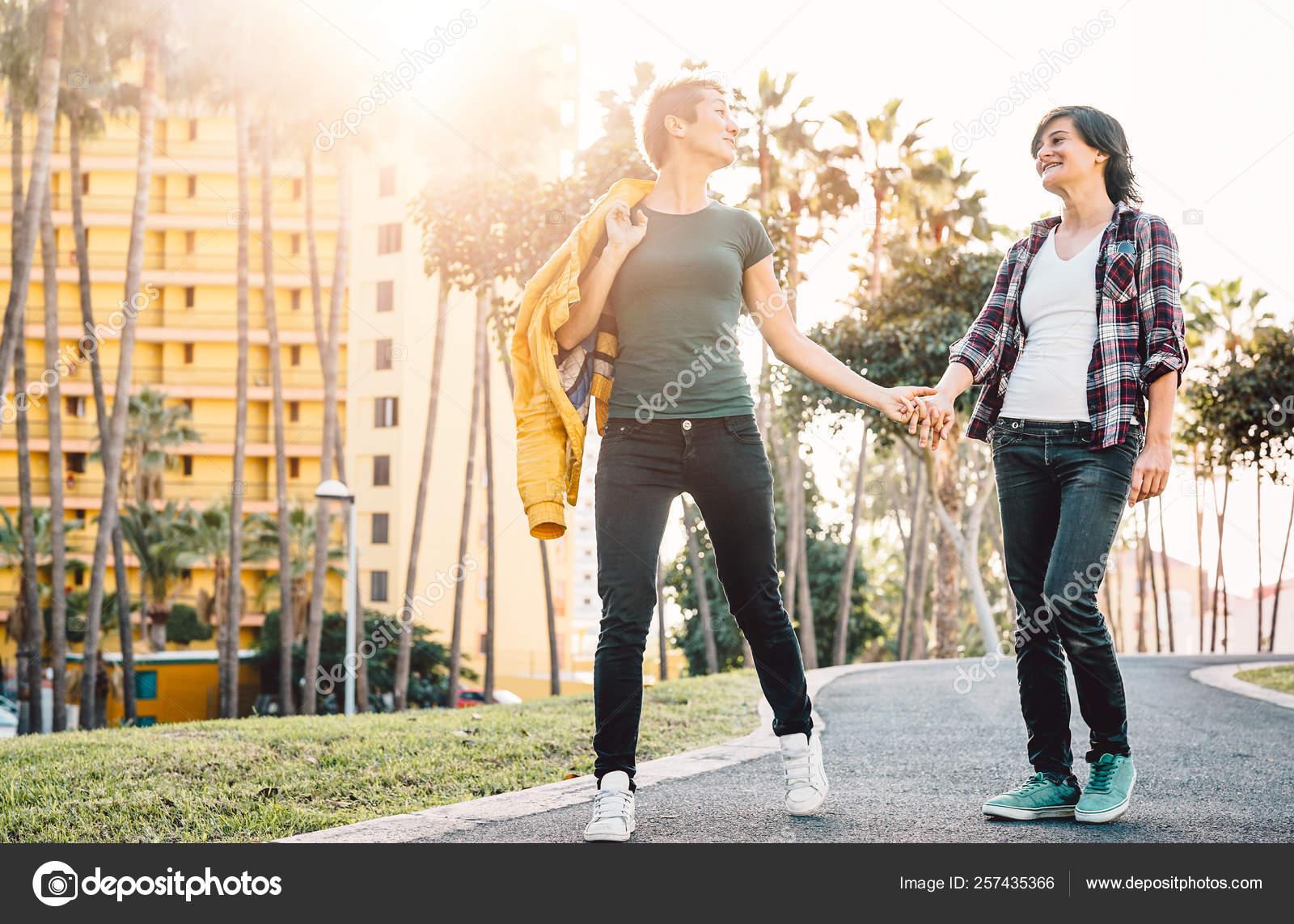 Lesbische dating Los Angeles
